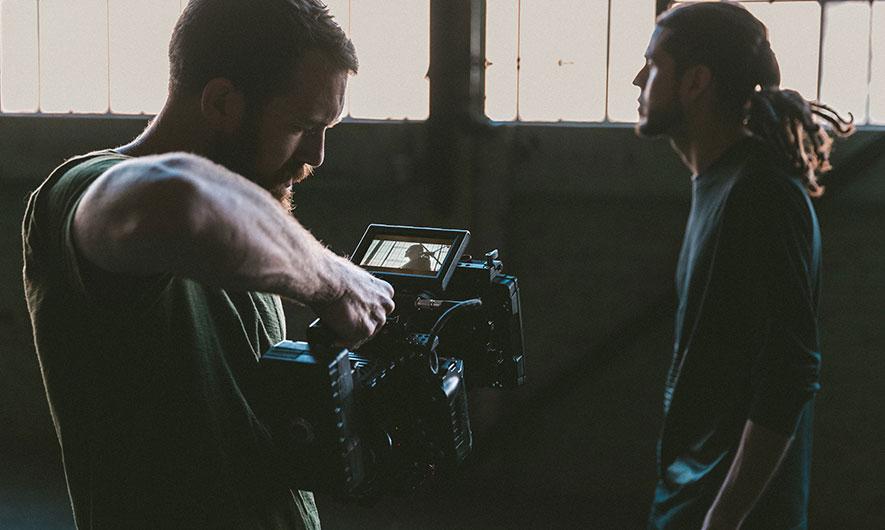 To be filmmaker